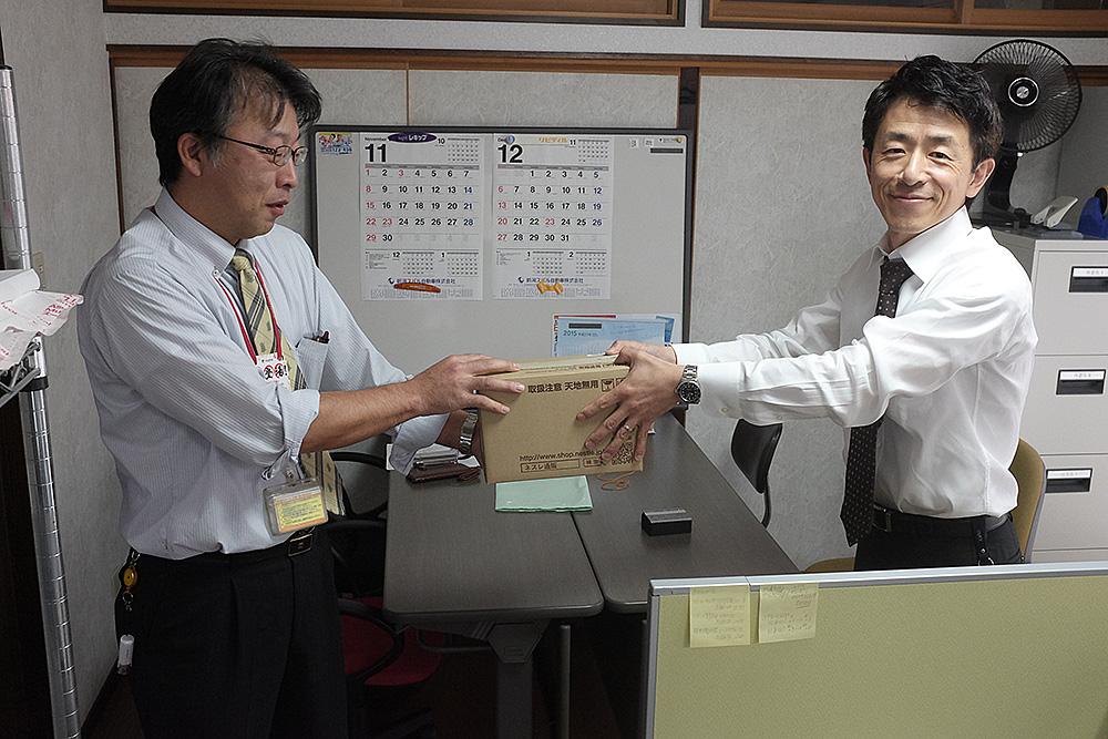 昭和55年度卒(昭和40-41年生まれ)新津第一中学校同窓会実行委員会案内状の発送が完了